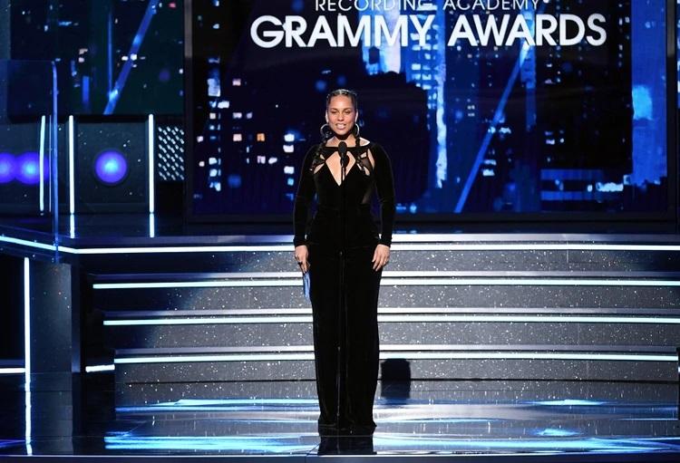 Alicia Keys será la anfitriona de los premios Grammy 2019