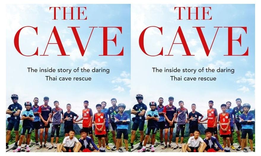 Publicaron el libro que cuenta la verdadera historia de cómo salvaron a los niños en la cueva de Tailandia