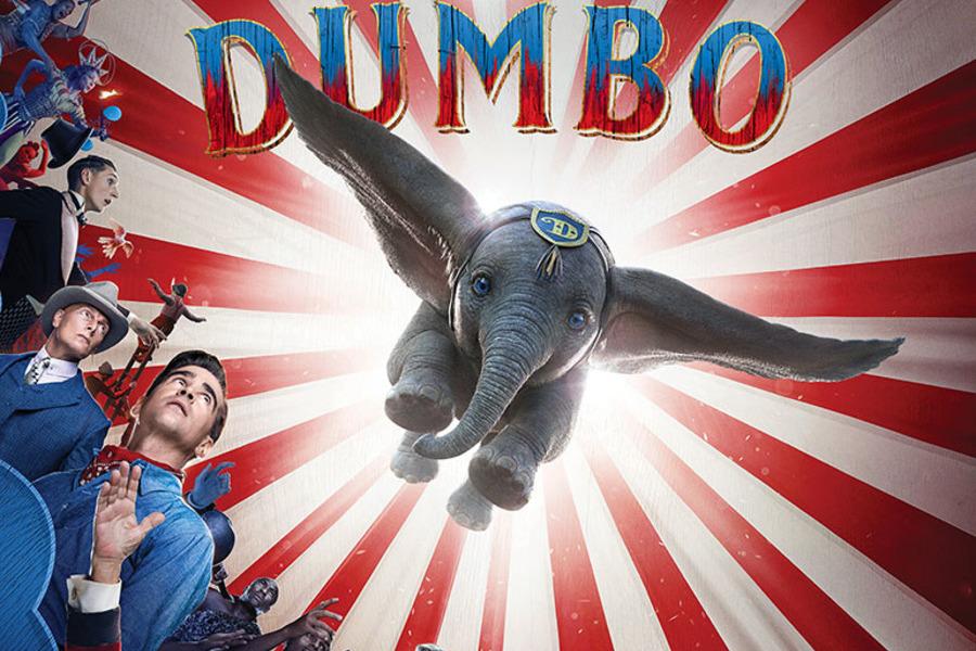 De elefantes voladores: el universo de Tim Burton al servicio de Dumbo