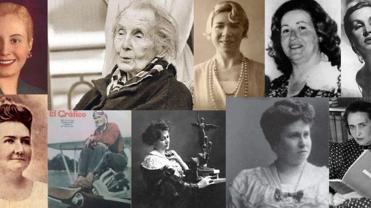 10 mujeres de la historia argentina (1)
