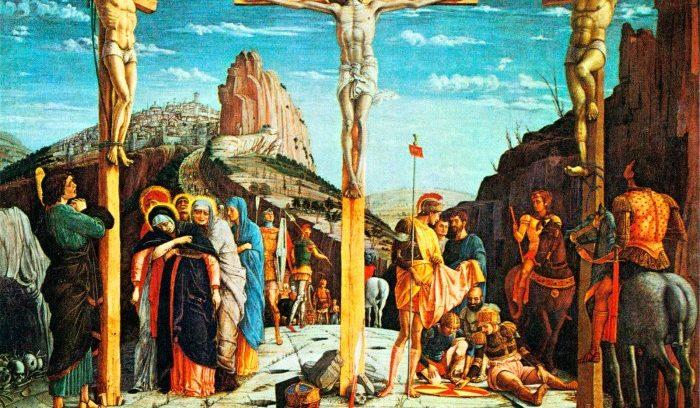 crucifixion-mantegna