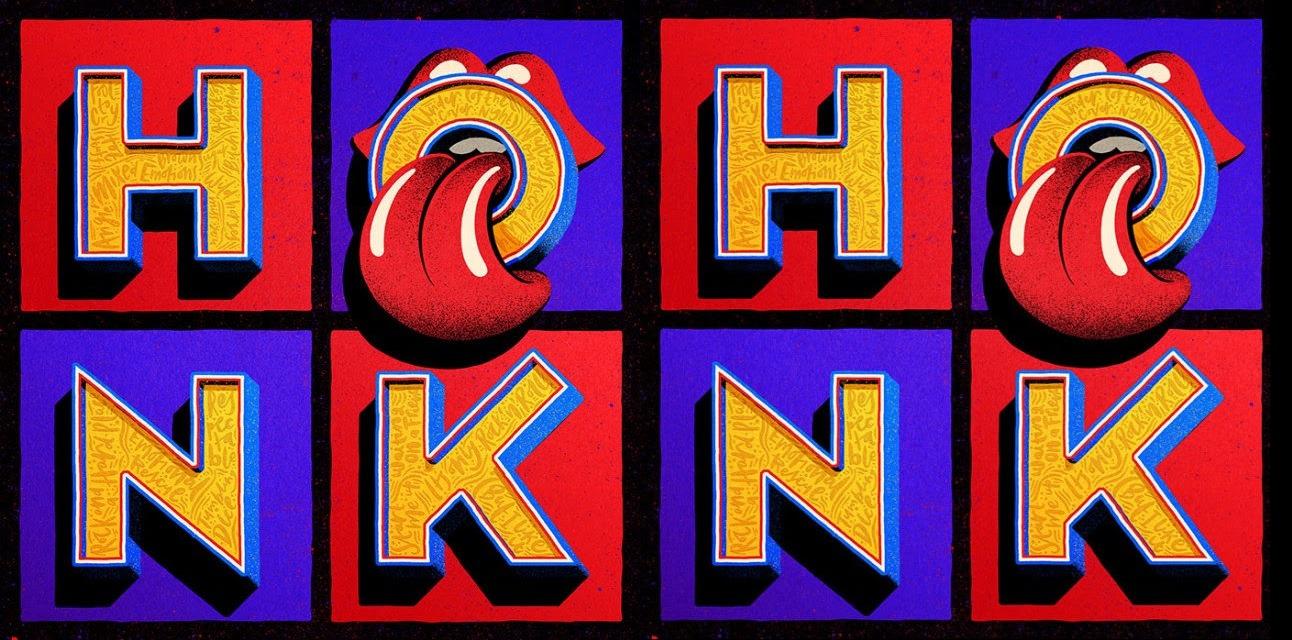 """The Rolling Stones Publican Su Recopilatorio """"Honk"""""""