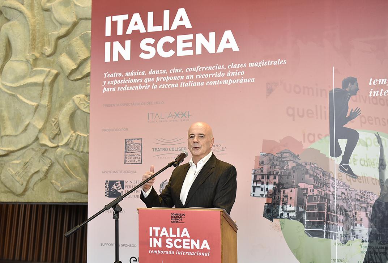 Resultado de imagen para ITALIA IN SCENA