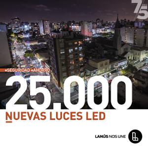 Lanús – 25000
