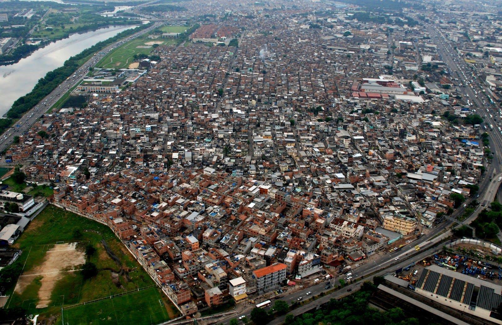 best service 12b02 c5d6d Un Argentino en Brasil: «Vivir en la favela Da Maré, una ...