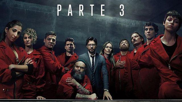 """Ya está disponible en Netflix """"La casa de papel 3"""": reparto, tráilers, teorías y todo lo que tenés que saber"""