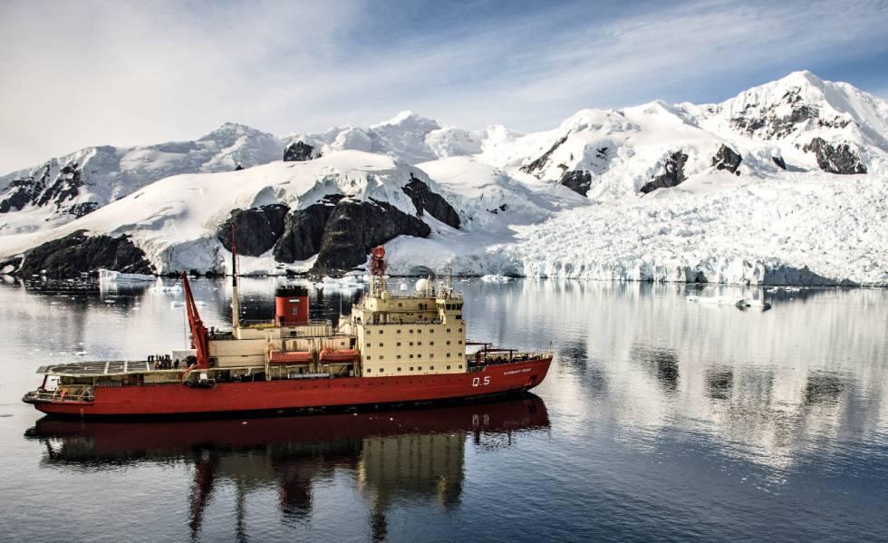 El guardián de la Antártida