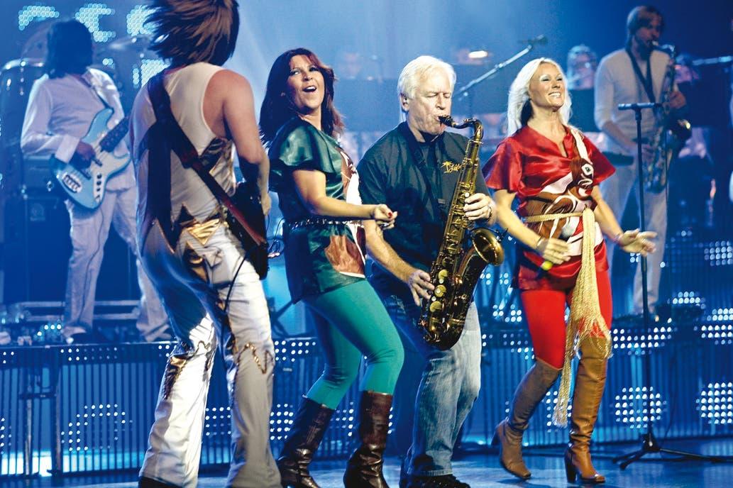 Cómo es el espectáculo de ABBA que llegará a la Argentina