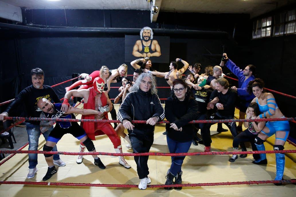 El gran regreso: Titanes (y titanas) en el ring