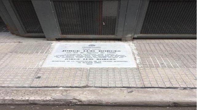 borges placa