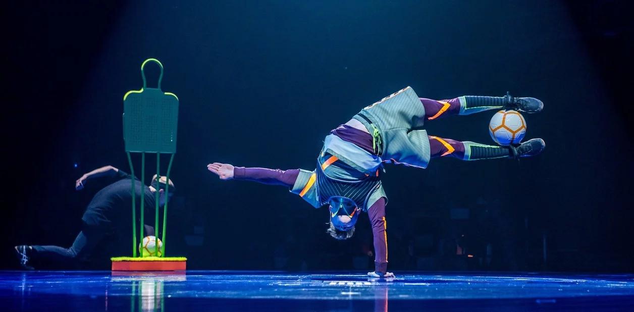 Cómo será Messi10: el nuevo espectáculo del Cirque du Soleil contado desde adentro