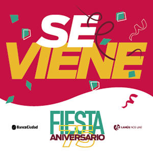 Lanús – Fiesta