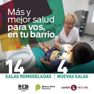 Lanús – Salud