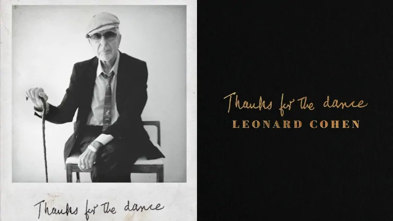 Resultado de imagen de Thanks for the Dance LEONARD COHEN