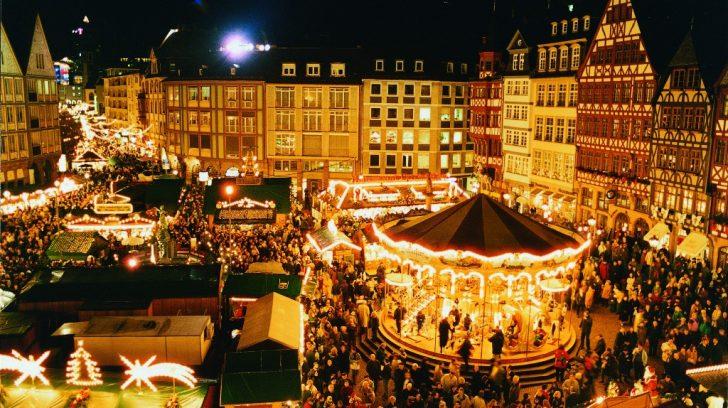 Mercado-de-Navidad-en-Frankfurt