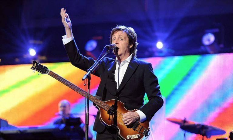 """Paul McCartney estrena dos nuevas canciones: """"In A Hurry"""" y """"Home Tonight"""""""