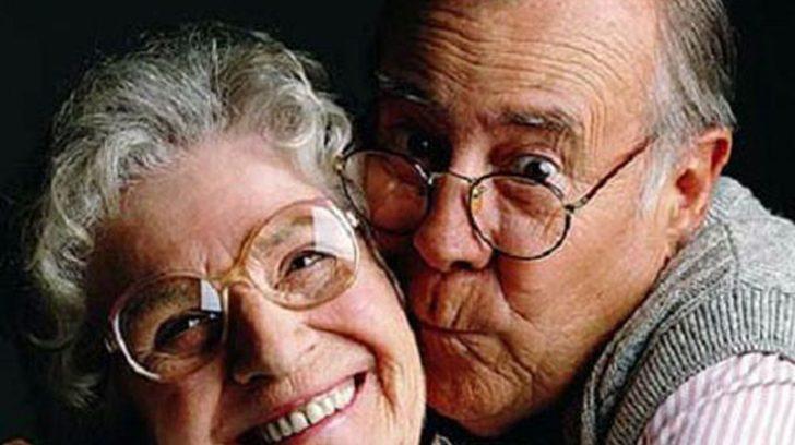 pareja terc edad