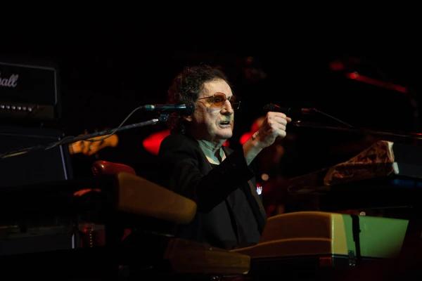 Las fotos del show de Charly García en el Luna Park