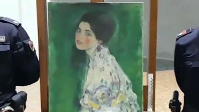 El misterioso robo del cuadro de Klimt que «resolvió» un jardinero 22 años después