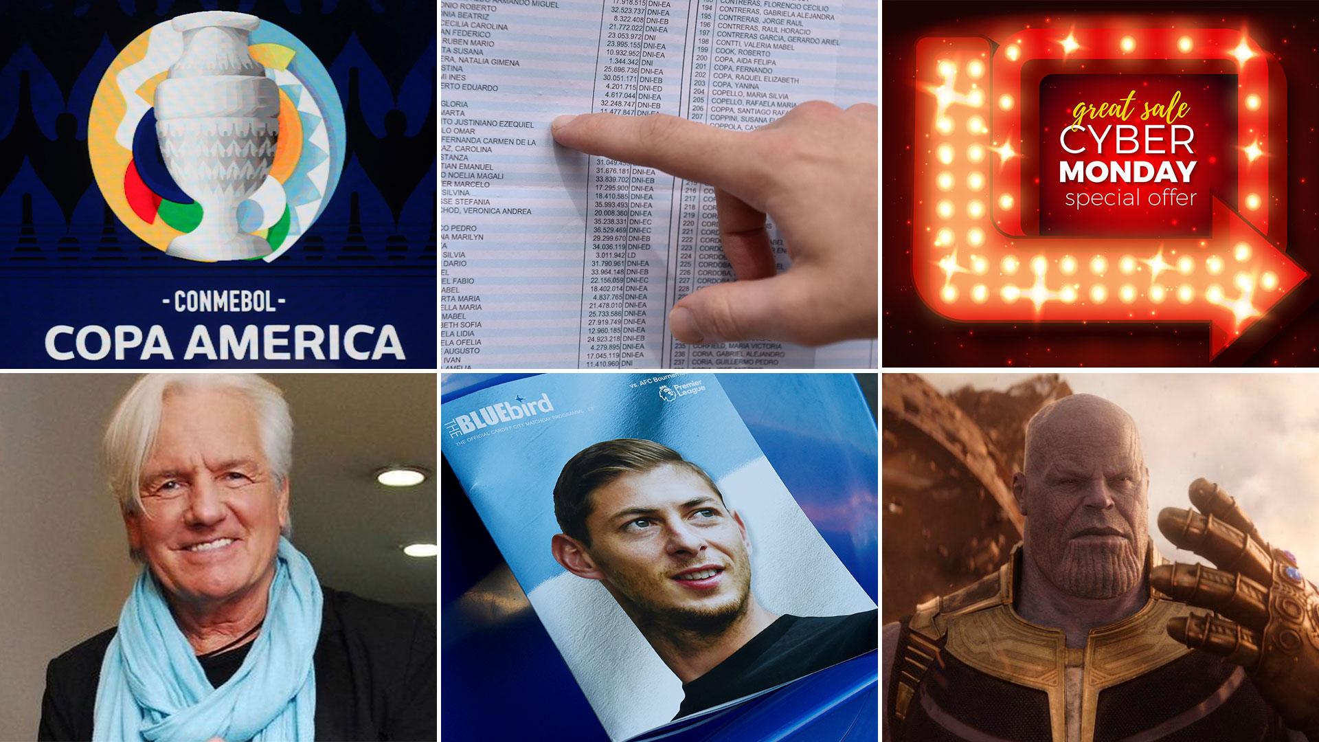 Cuáles fueron los temas más buscados por los argentinos en Google durante 2019