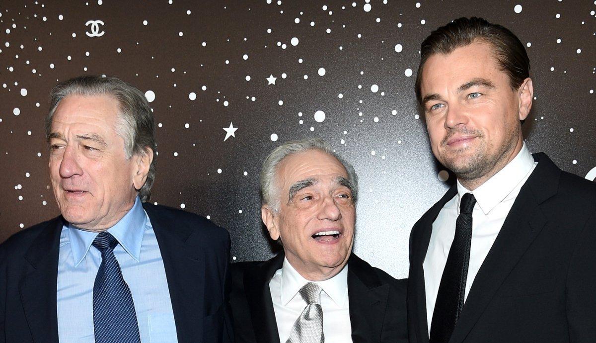 Leonardo DiCaprio anunció que volverá a rodar con  Scorsese y De Niro