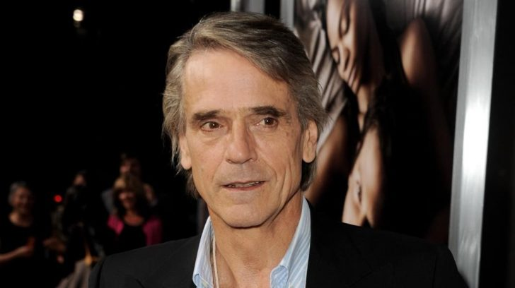 Actor Jeremy Irons arrives at the premiere of CBS Films   The Words  at the Arclight Theatre on September 4  2012 in Los Angeles  California    Kevin Winter Getty Images AFP   FOR NEWSPAPERS  INTERNET  TELCOS   TELEVISION USE ONLY