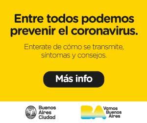 Buenos Aires Ciudad – COVID-19