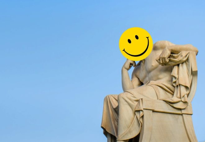 Qué hace que seamos felices, según la filosofía