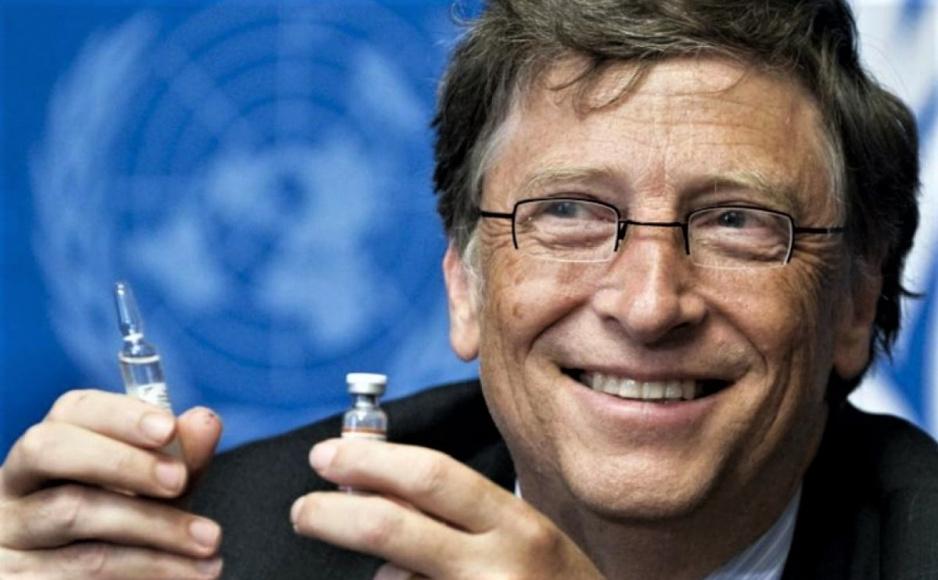 Una posible vacuna contra el coronavirus financiada por Bill y Melinda Gates comenzará a ser testeada en humanos