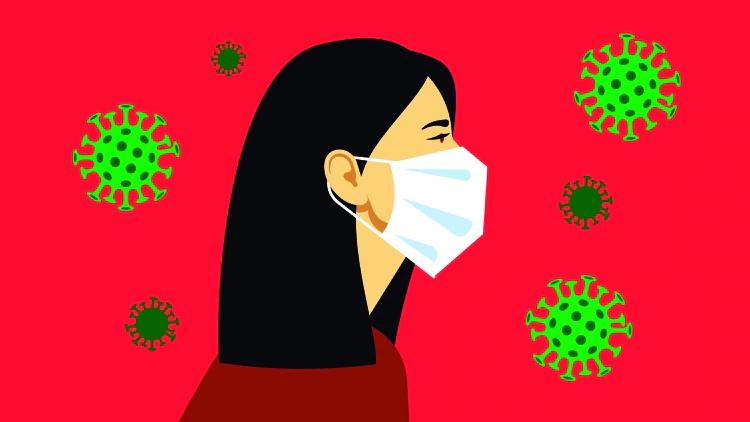 Científicos insisten en la necesidad del uso de máscaras como medida complementaria al aislamiento