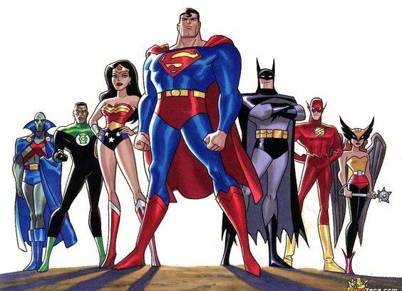 superherores