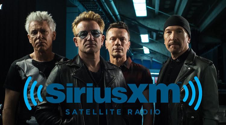 U2 estrenó una emisora propia en la cadena radial SiriusXM ...