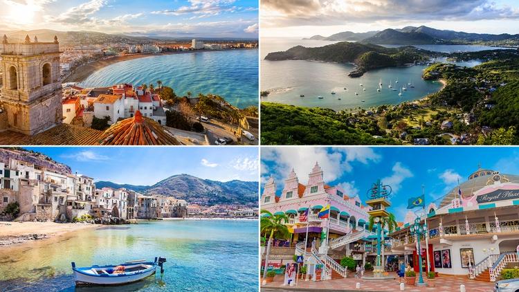 Desde Portugal hasta Aruba: 12 puntos turísticos que planean reabrir este junio