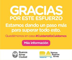 Buenos Aires Ciudad – Coronavirus