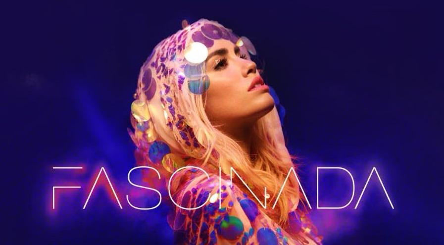 """Lali lanzó """"Fascinada"""" y supera las 400 mil vistas solamente en YouTube"""
