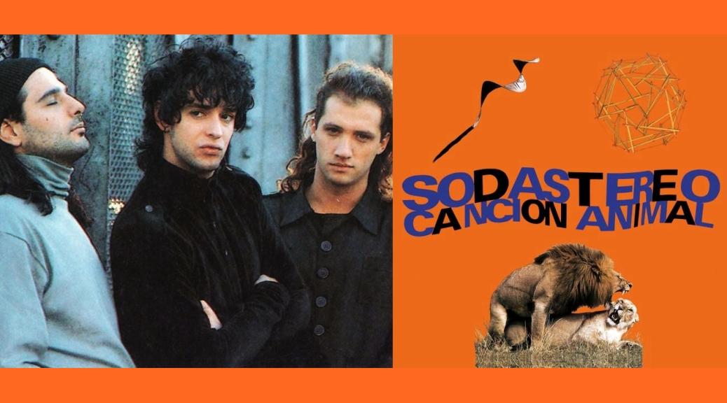 «Canción Animal»: hoy cumple 30 años el disco con el que Soda miró atrás para saltar hacia adelante
