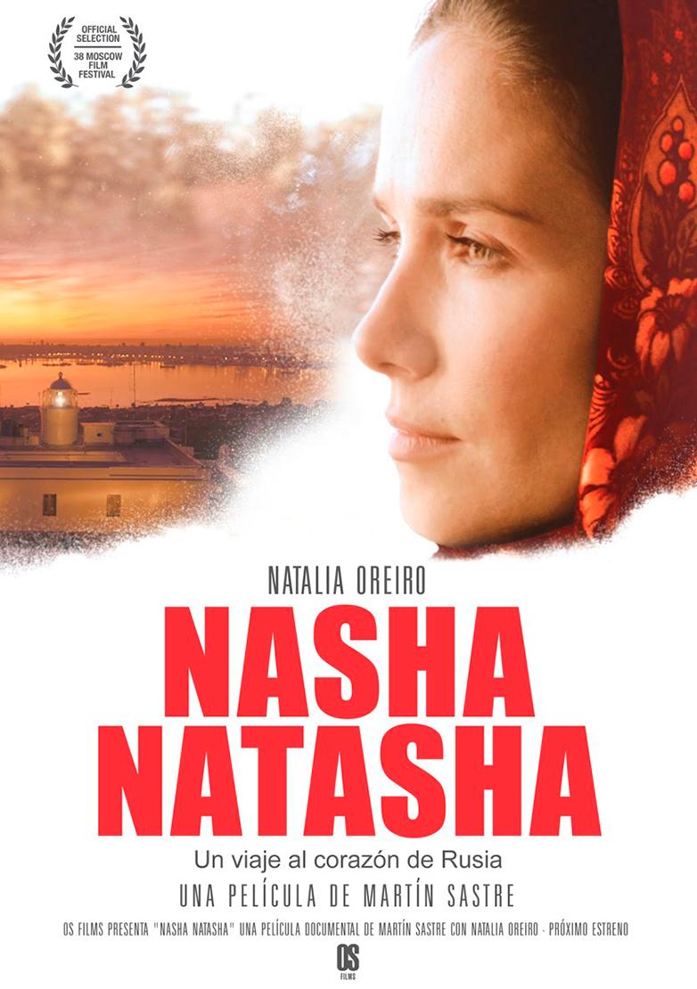 Se estrenó en Netflix «Nasha Natasha», el documental en el que Natalia Oreiro muestra su vínculo con Rusia