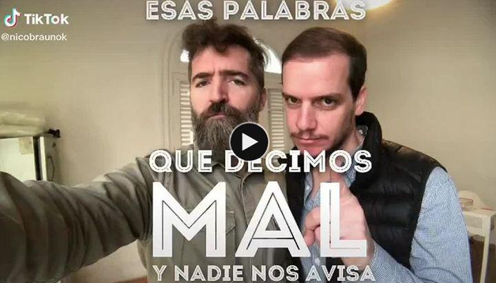 «Endulcorante», «tergopol» y «kepchuk»: el TikTok que recopila palabras mal dichas por los argentinos