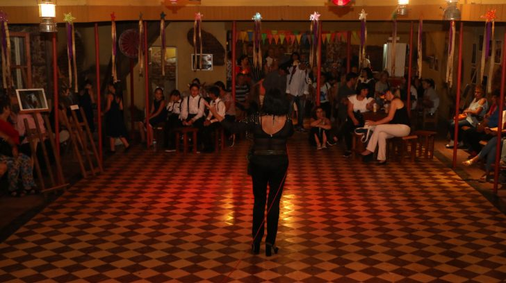 CINE CLUB COLON BAILE