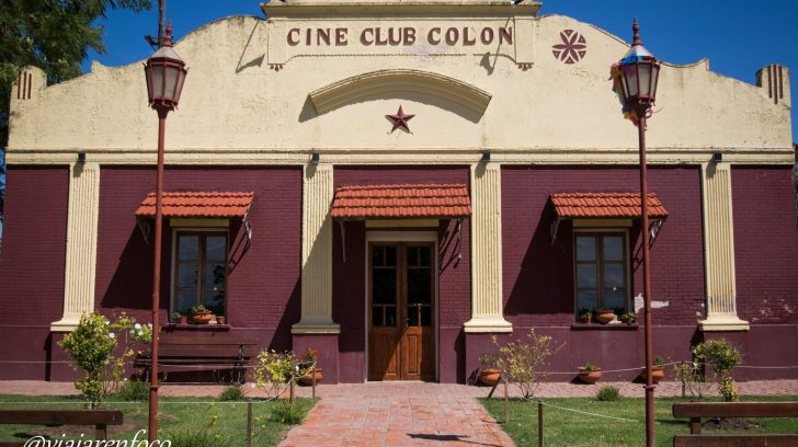 Cine Club Colon 2