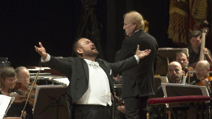 Javier Camarena y la Orquesta Filarmónica de Buenos Aires - Abono Verde 2017 - Foto 4