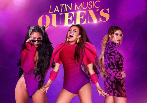 """Thalía protagonista y productora ejecutiva de la nueva serie de Facebook Watch """"Latin music Queens"""""""