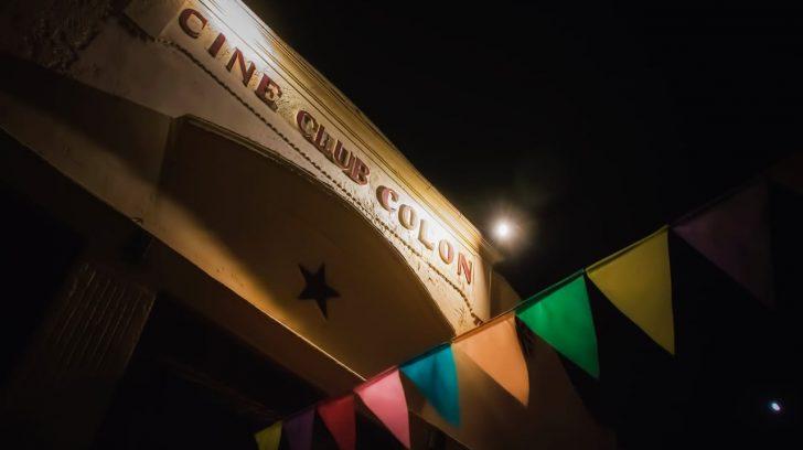cine club 4. fotografa claudia cabrejas