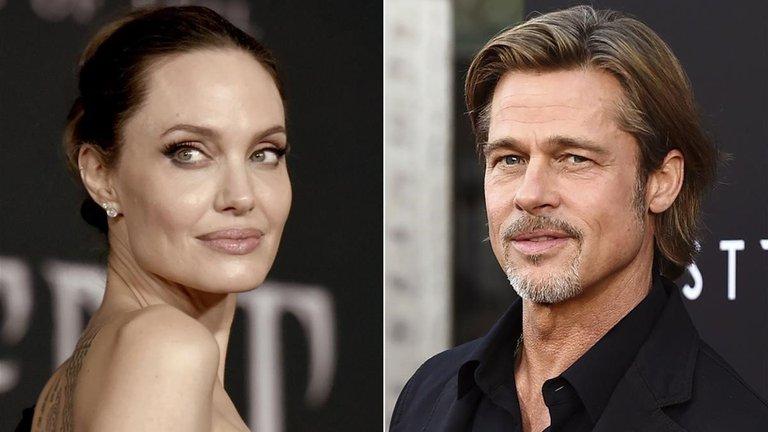 Se define el juicio Brad Pitt vs. Angelina Jolie con 30 testigos