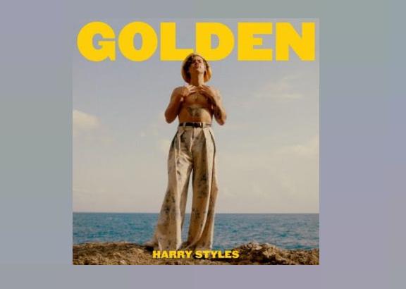Harry Styles lanzó el clip oficial de Golden