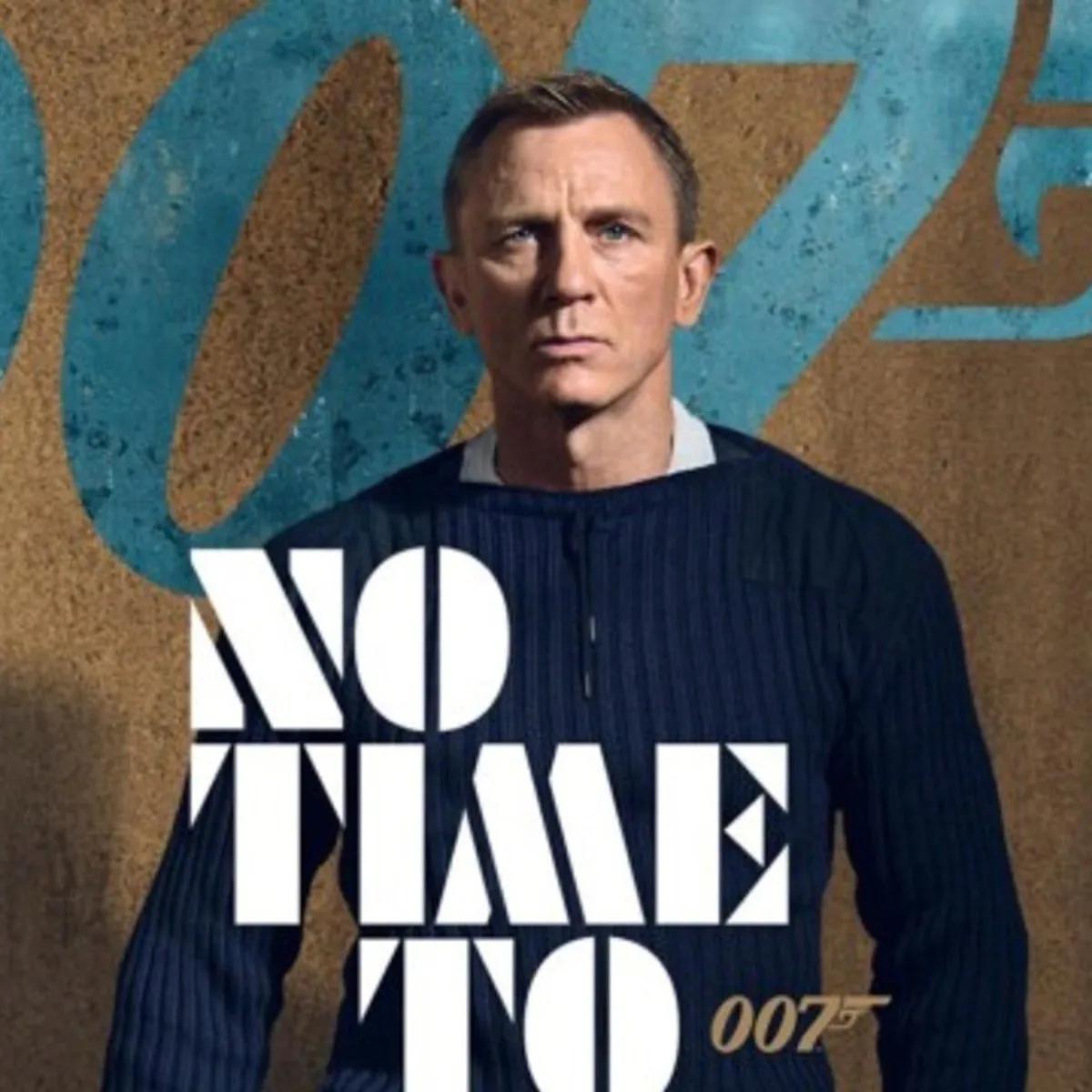 """La nueva película de James Bond, """"No Time To Die"""", puede ser estrenada directamente en streaming"""