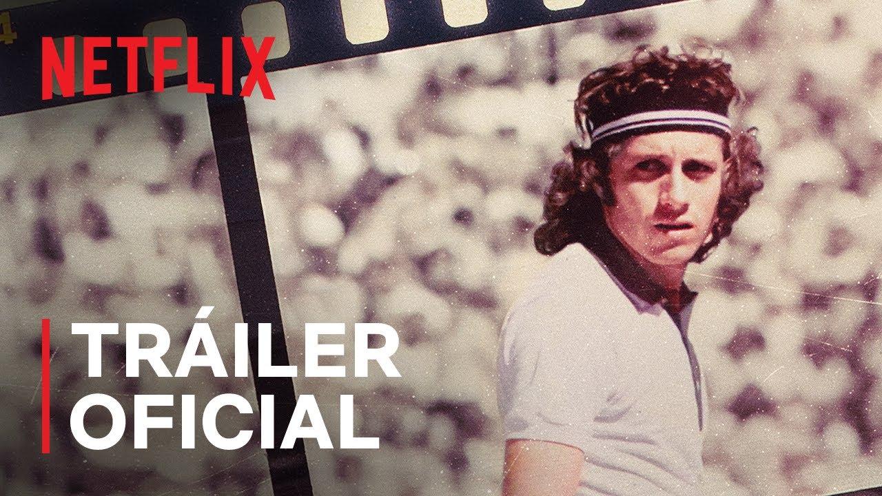 Netflix estrena hoy el documental sobre Guillermo Vilas y su lucha por el número uno