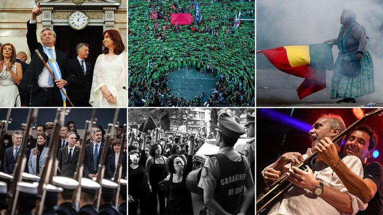 Un recorrido por la muestra anual de Fotoperiodismo Argentino