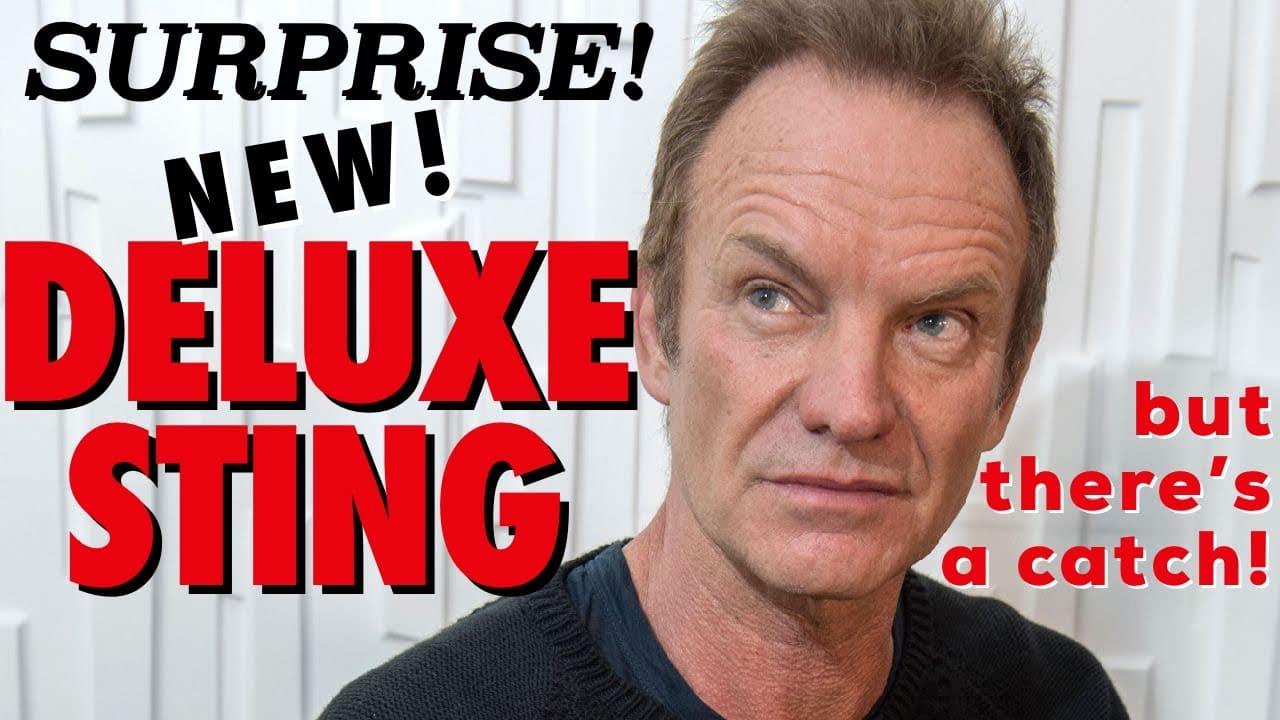 Sting celebra los 30 años del disco «The Soul Cages» con una reedición especial
