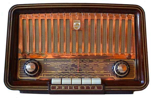 Radio-antigua